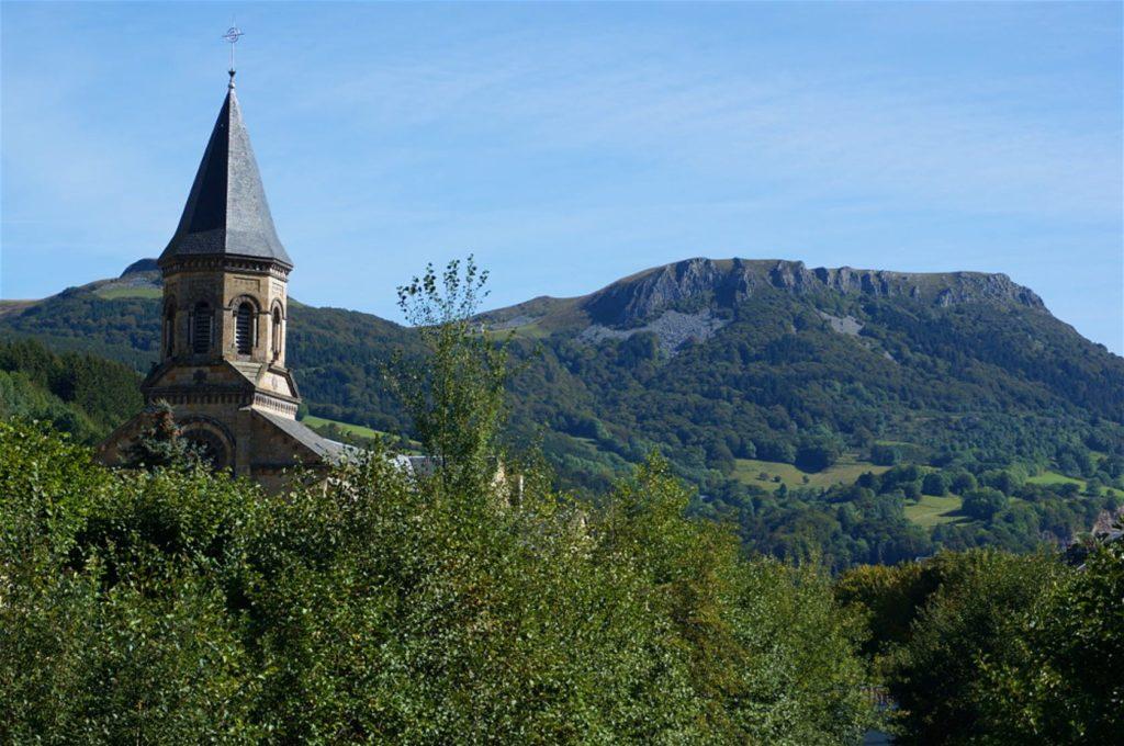 Eglise-cloche d'Auvergne