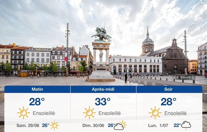 Climat à Clermont Ferrand : Ce que vous devez savoir (en 2021)